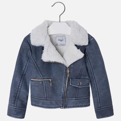 9e2dc925e9a2d3 → Jeansowa kurtka Mayoral dla dziewczynki ••• Odzież dziecięca O La ...