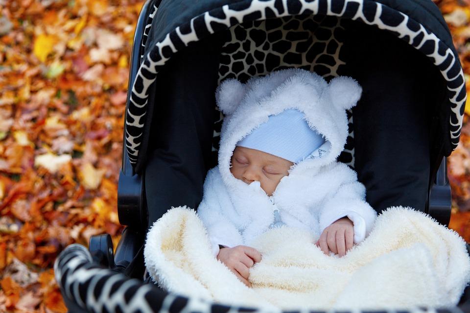 c4aaca2c26a478 → Jak ubierać niemowlę jesienią • odzież dla niemowlaka do ...