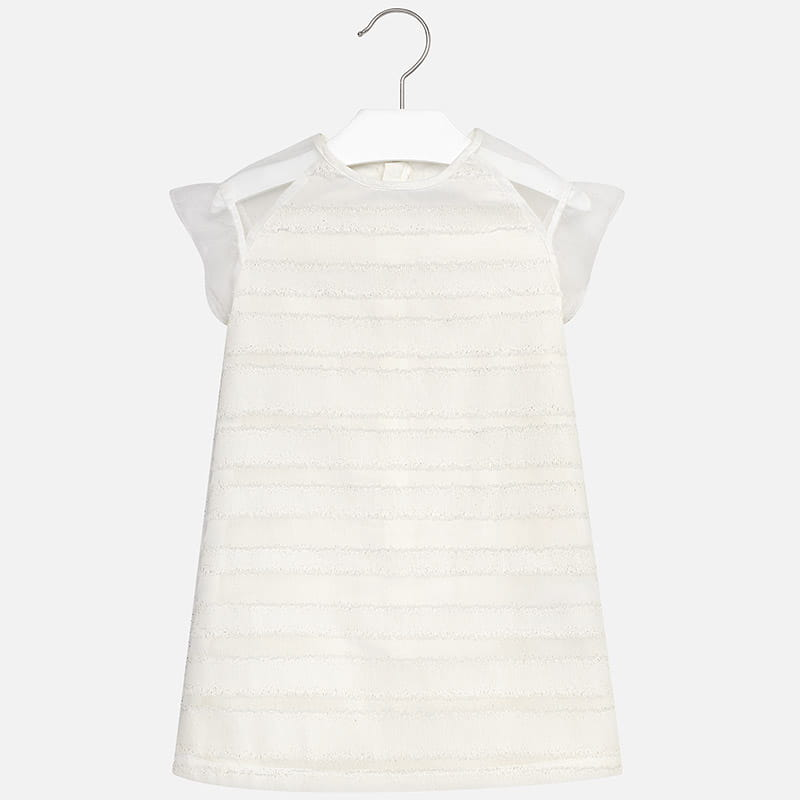a71e1ccf63 → Kremowa sukienka Mayoral dla dziewczynki Mayoral - Sukienki ...